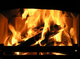 wood burning stove features