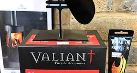 Valiant Stove Fan