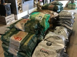 Logs and Solid Fuel Coal
